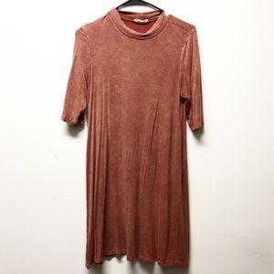 Rustic Colored Dress